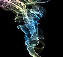 Smoke Art 19 by Steve Purnell