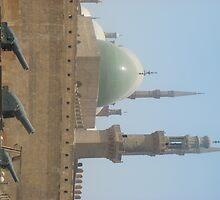 Salah El-Din Citadel by Mondy