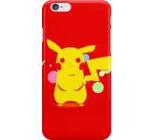 Pokemon - Red Pikachu iPhone Case/Skin