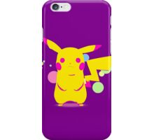 Pokemon - Purple Pikachu iPhone Case/Skin
