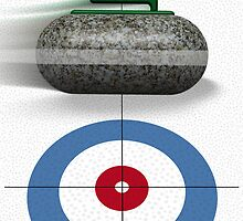 Curling Rock by VincentThomas