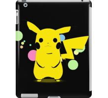 Pokemon - Black Pikachu iPad Case/Skin