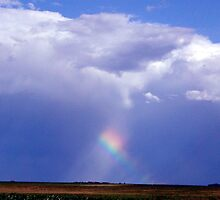 Bow in the clouds by maragoldlady