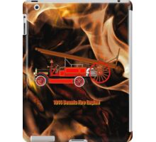 1914 Dennis Fire Engine - all products iPad Case/Skin