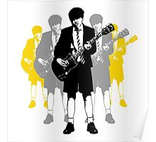 Taking the Lead - Angus Young Poster