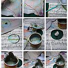 Tuna Tin in progress (8)  by Pascale Baud