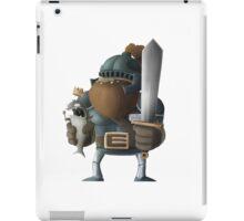 King Fish & Knight Sherridan iPad Case/Skin