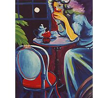 Tea? Photographic Print