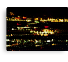 Hollynight Canvas Print