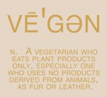 Vegan by TheoryOfEntropy