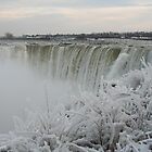 Niagara Winter by Leanne Davis