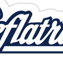 DEFLATRIOTS - DEFLATEGATE - New England Patriots  Sticker