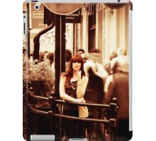 A day out in Greenwich - the day passes by iPad Case/Skin