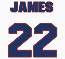 National baseball player James Loney jersey 22 T-Shirt