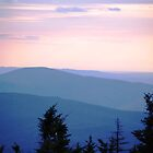 Mount Equinox at Sunset by Jeannette Sheehy