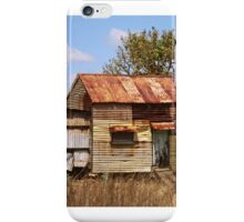 Miners Shack or a Old Farmhouse  iPhone Case/Skin