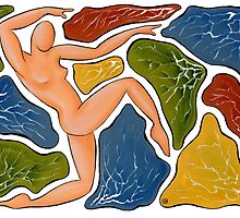 ENDLESS DANCE #3 by Colette van der Wal
