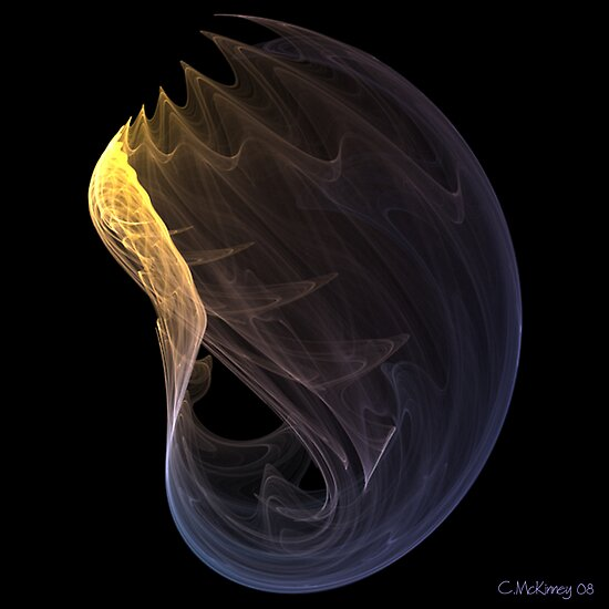 Cocoon II by Chris McKinney