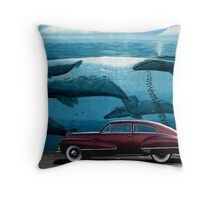 Endangered Species Throw Pillow