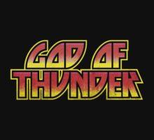 God Of Thunder Kids Clothes