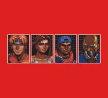 Streets of Rage 3 – Character Bio Pictures Kids Clothes
