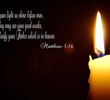 Matthew 5:16 by ThomasBlair