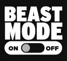 Beast Mode On by designbymike