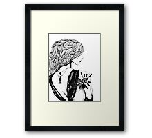 The Tarantula Waltz Framed Print