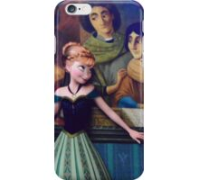 Disney Princess Anna Frozen First Time In Forever iPhone Case/Skin