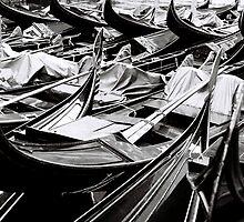 Gondola Sleep over by Venice