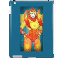 Rodimus the Sassmaster iPad Case/Skin