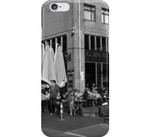 City Life In Amsterdam iPhone Case/Skin