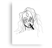 clownin around Canvas Print