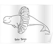 Ballet Beluga Poster
