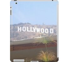 Hollywood Sign iPad Case/Skin