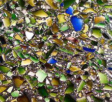 Glass Mosaic by Alvin-San Whaley