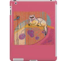 Pool Cat iPad Case/Skin