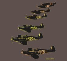 Paul Defiant Formation by Siegeworks .
