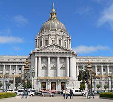 San Francisco City Hall by EleandraSouza