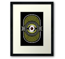 The Incredible Steampunk Minion Framed Print