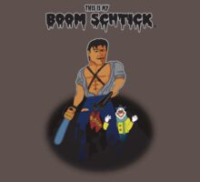 This is my Boom Schtick by Octochimp Designs