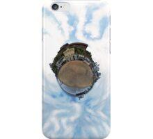 Tiny Planet - Bournemouth UK iPhone Case/Skin