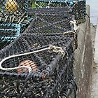Porthgain Lobster Pots by DRWilliams