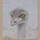 Emu by Kristen Joy Tunney