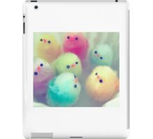 Chick Talk iPad Case/Skin