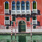 Venetian palace by Freda Surgenor
