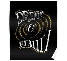 Dreams and Reality Poster