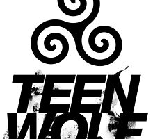 Teen Wolf by littletophat
