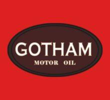 Gotham Motor Oil Kids Clothes