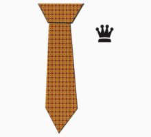 Tacky Tie for the King by Sarah Stallings